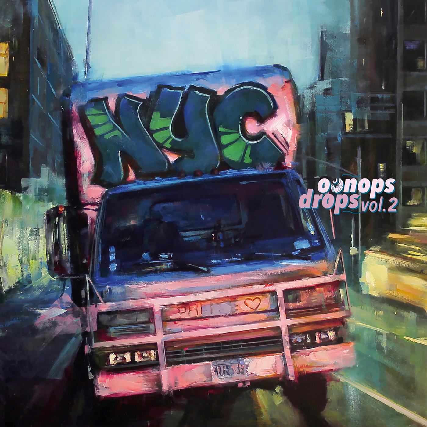 Oonops Drops – Vol.2 (Vinyl-Version)